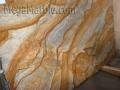 Granite Slab Caramel Gold or Yellow River