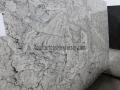 Granite slab  Bianco ilhaBela