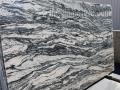 Granite slab  Black Spectrus Polished