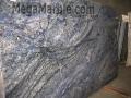 Granite slab  Blue Bahia