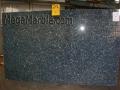 Granite slab Blue Pearl