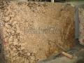 Granite slab Juparana Cascadura