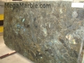 Granite slab Labradorite Blue