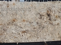 Granite slab Namibian Gold Light Polished