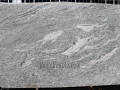 Granite slab New Kashmir White Polished