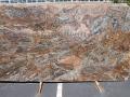Granite slab New Magma Gold Polished