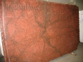 Granite slab Red dragon