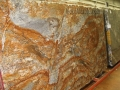 Granite slab juparana persa