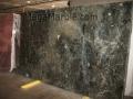 Granite slab labrador blue astral