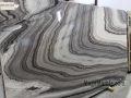 Marble Slab Mercury Black