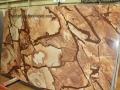 Quartzite Slab Stone Wood